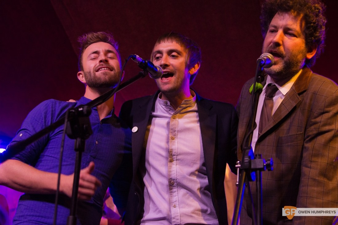 Turning Pirate Mixtape at The Spiegeltent by Owen Humphreys (29 of 30)