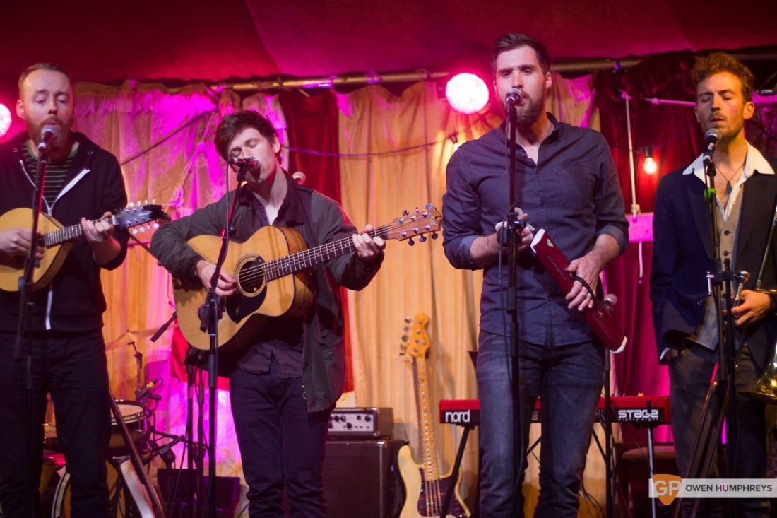 Turning Pirate Mixtape at The Spiegeltent by Owen Humphreys (7 of 30)