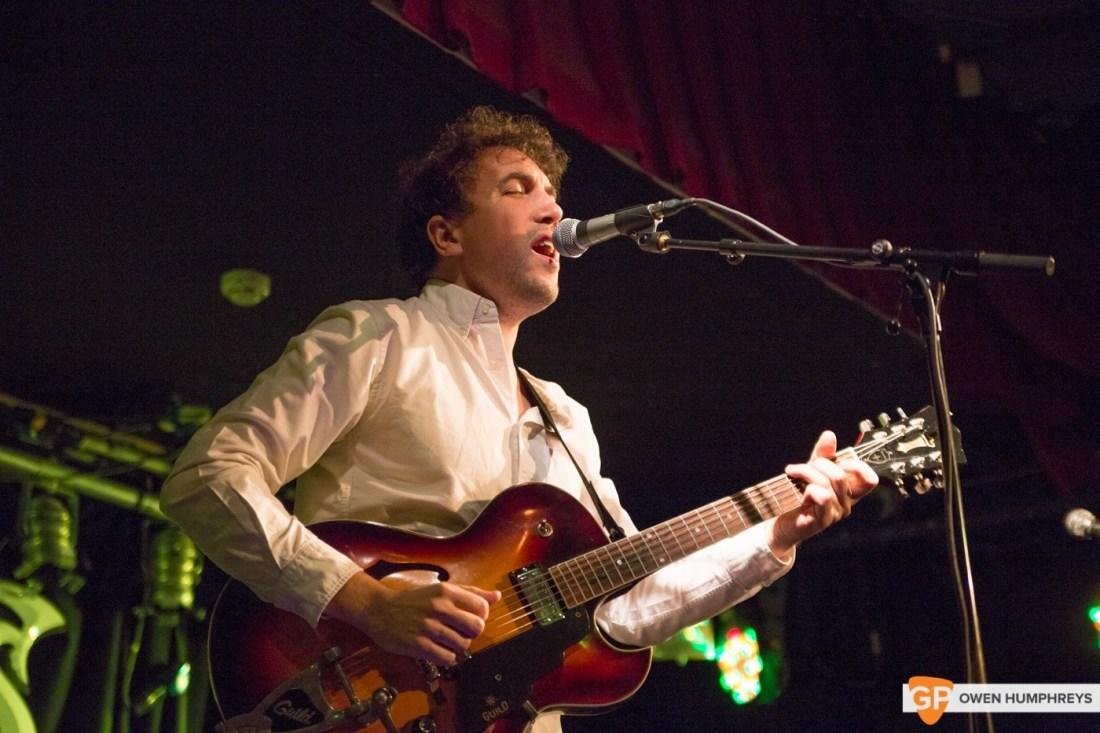 David Kitt at Whelan's by Owen Humphreys