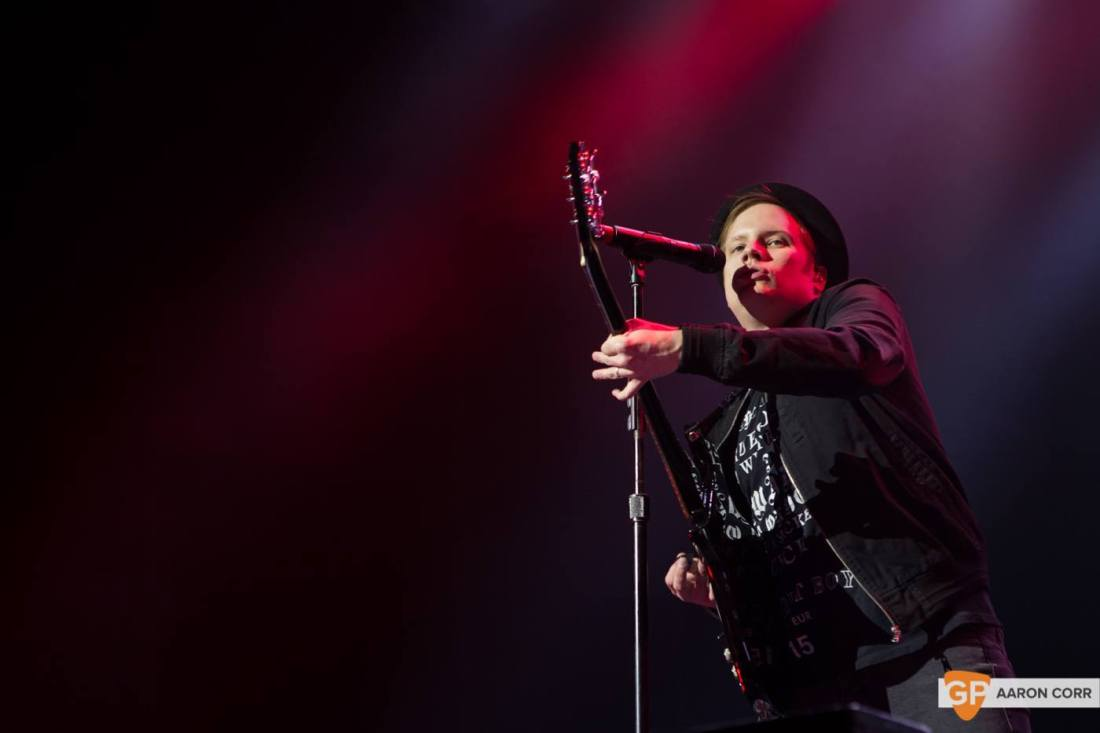 Fall Out Boy at 3Arena by Aaron Corr_0403