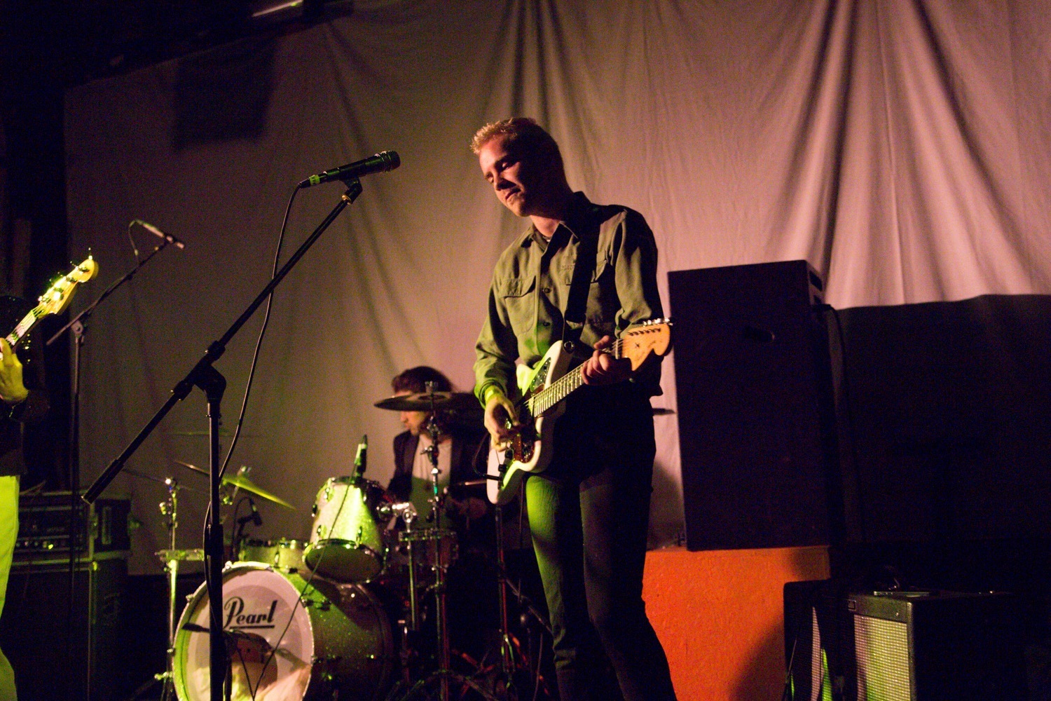 SISTERS live at Hard Working Class Heroes 2015, photo by Owen Humphreys