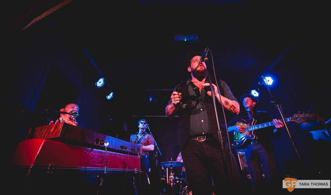 Nathaniel Rateliff & The Night Sweats – The Workmans Club – Dubl
