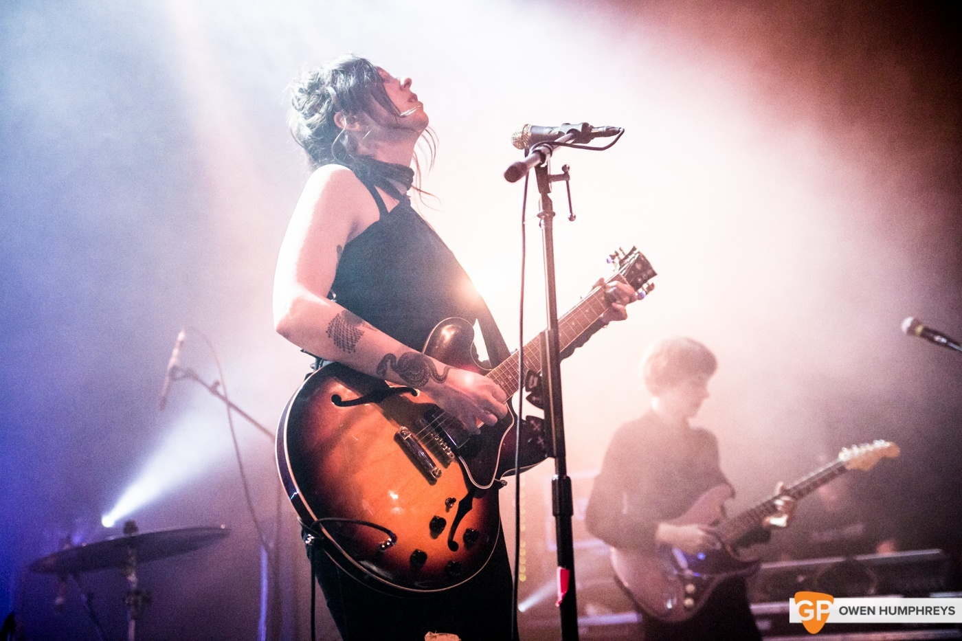 Chelsea Wolfe at The Button Factory by Owen Humphreys