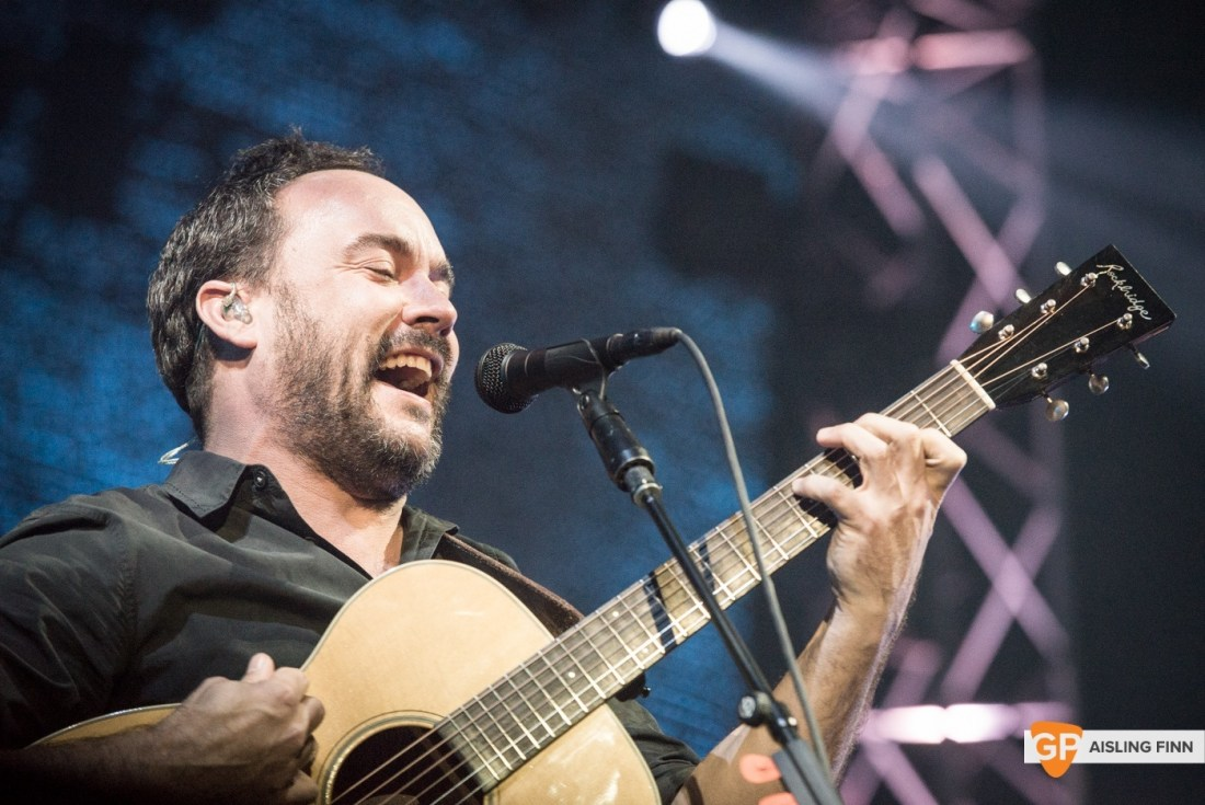 DAVE MATTHEWS BAND at THE THREE ARENA by AISLING FINN (10)
