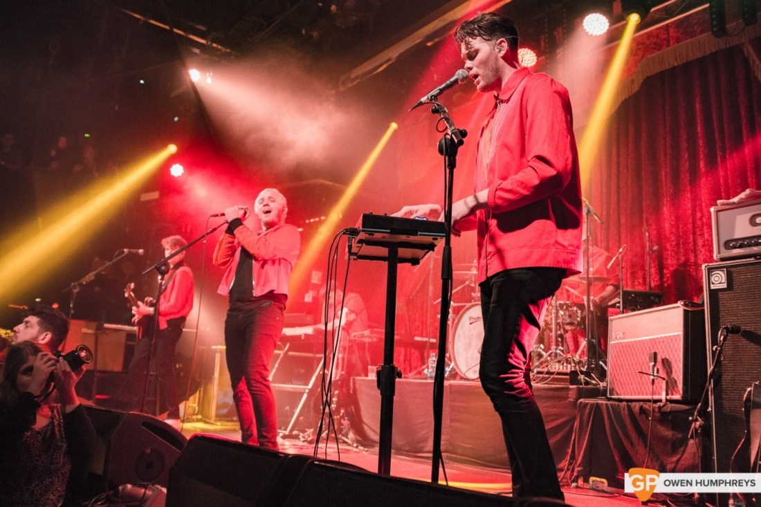 Everything Everything at the Academy by Owen Humphreys