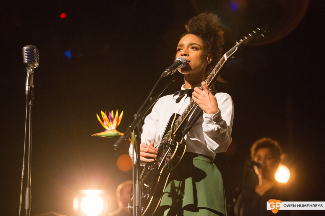 Lianne La Havas at The Olympia Theatre by Owen Humphreys
