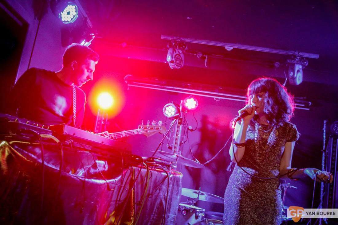Sleep Thieves in The Workman's Club on 18 December 2015 by Yan Bourke