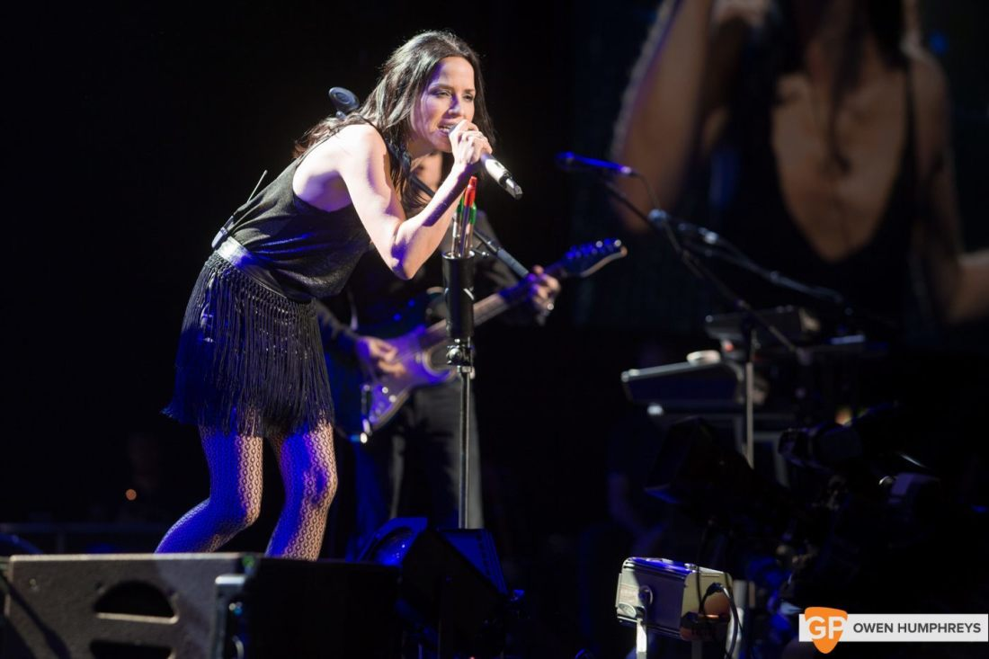 The Corrs at The 3Arena by Owen Humpphreys (4 of 11)