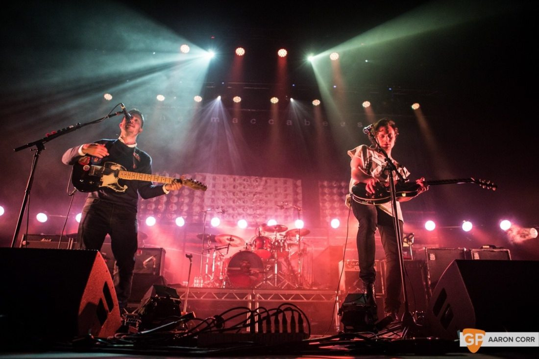 The Maccabees at Olympia by Aaron Corr_3766