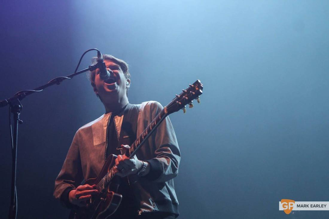 Everything Everything at 3Arena by Mark Earley