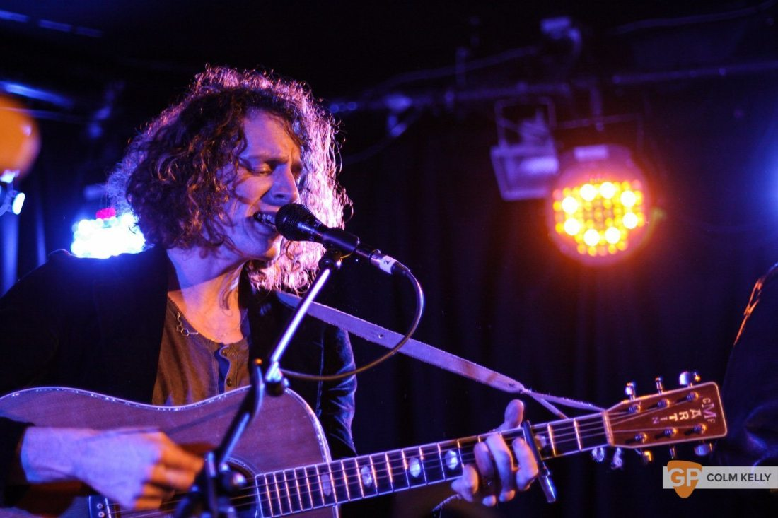 Mystery Jets at Whelans by Colm Kelly