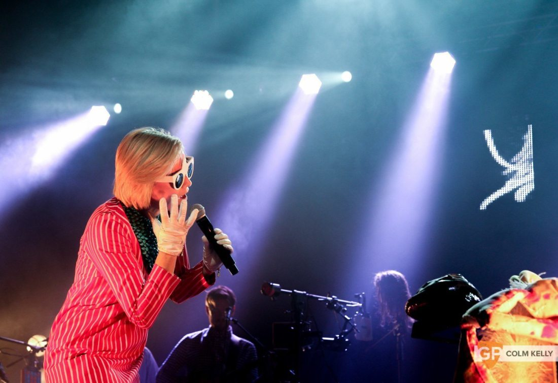 Roisin Murphy at The Oympia Theatre by Colm Kelly