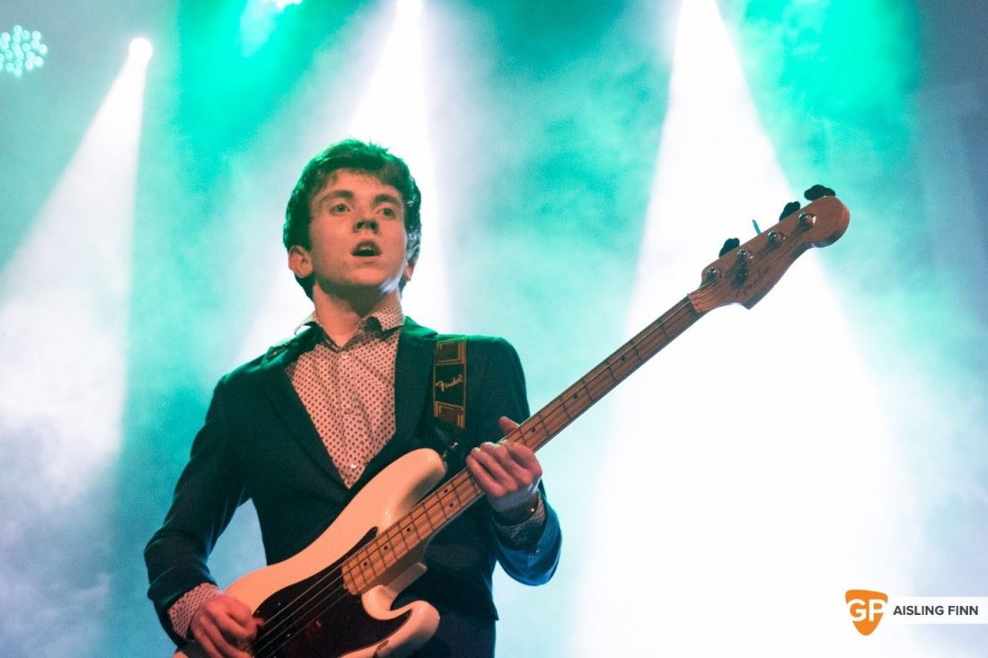 THE STRYPES at THE OLYMPIA by AISLING FINN (7)