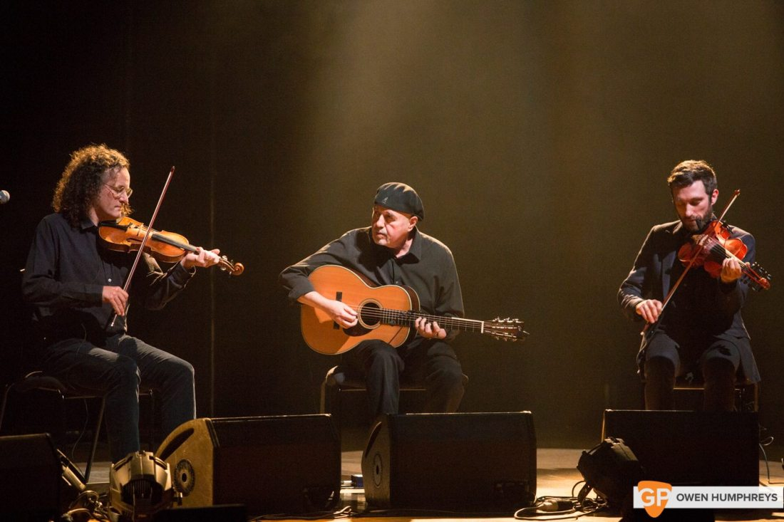 The Gloaming at The National Concert Hall by Owen Humphreys