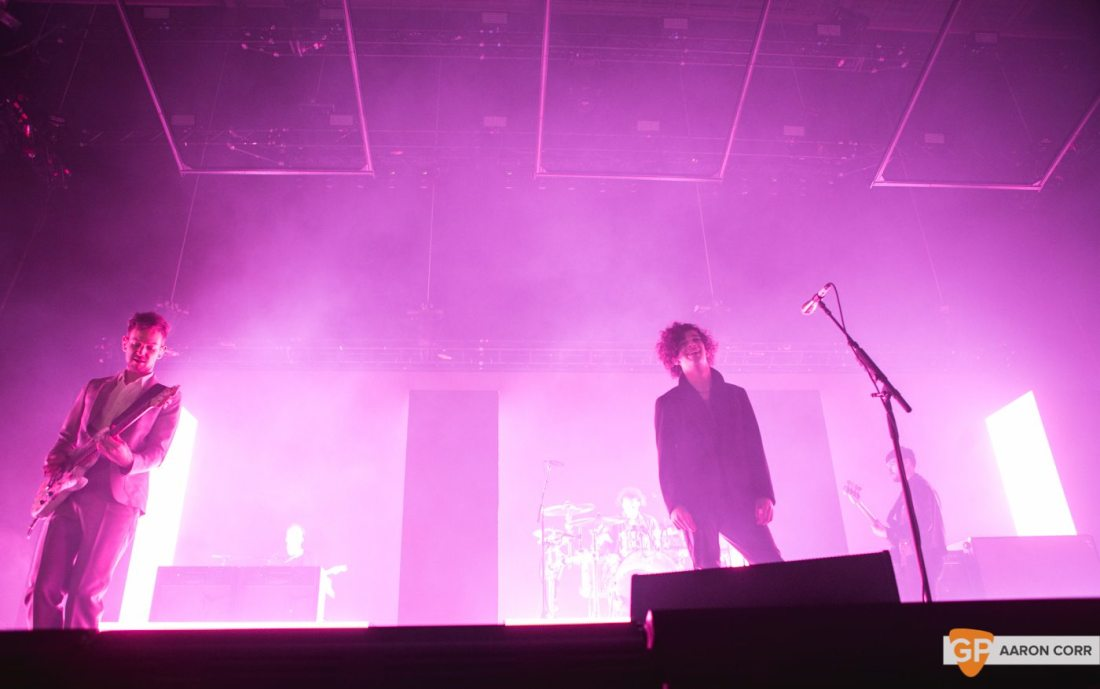 The 1975 at 3Arena by Aaron Corr-5111