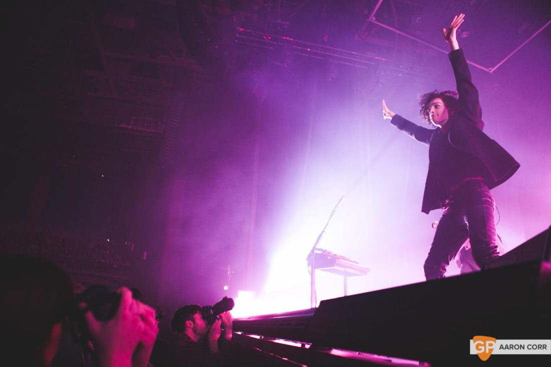 The 1975 at 3Arena by Aaron Corr-5181