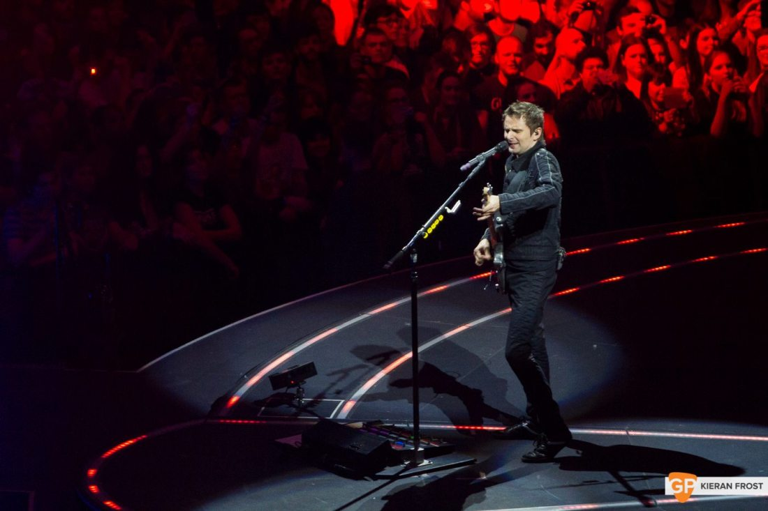 Muse at the 3Arena by Kieran Frost