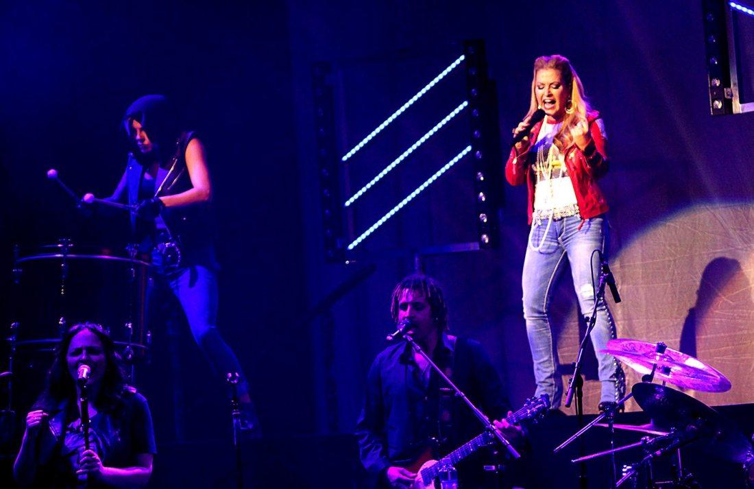 Anastacia – Olympia Theatre – Dublin (4)._ by Abraham Tarrush