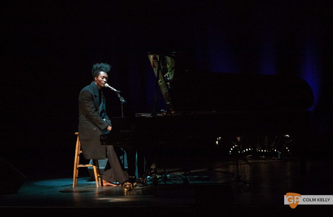 Benjamin Clementine at The Olympia Theatre by Colm Kelly-0118