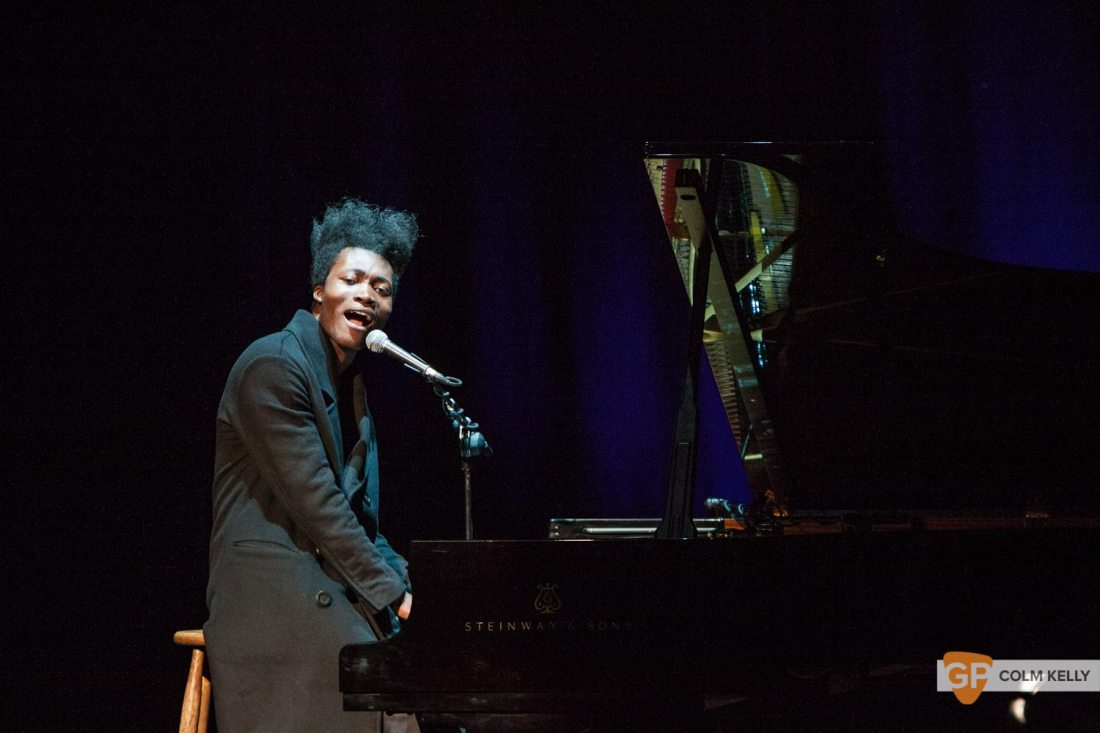 Benjamin Clementine at The Olympia Theatre by Colm Kelly-0140