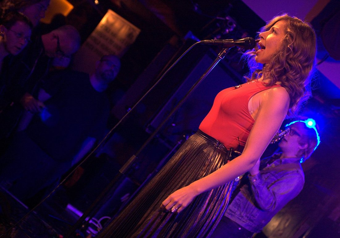 LAKE STREET DIVE at WHELANS DUBLIN by ABRAHAM TARRUSH (8)