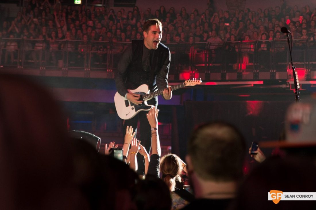 Busted at 3Arena in Dublin by Sean Conroy (25 of 31)