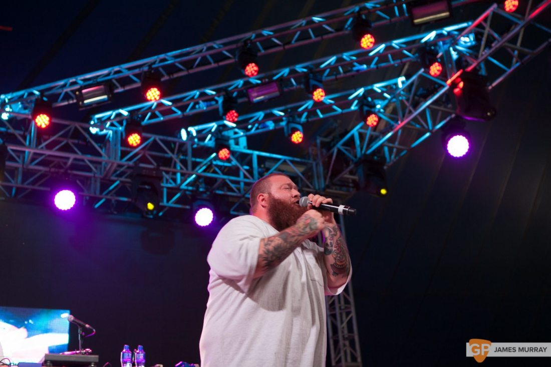 Action Bronson at Longitude by James Murray