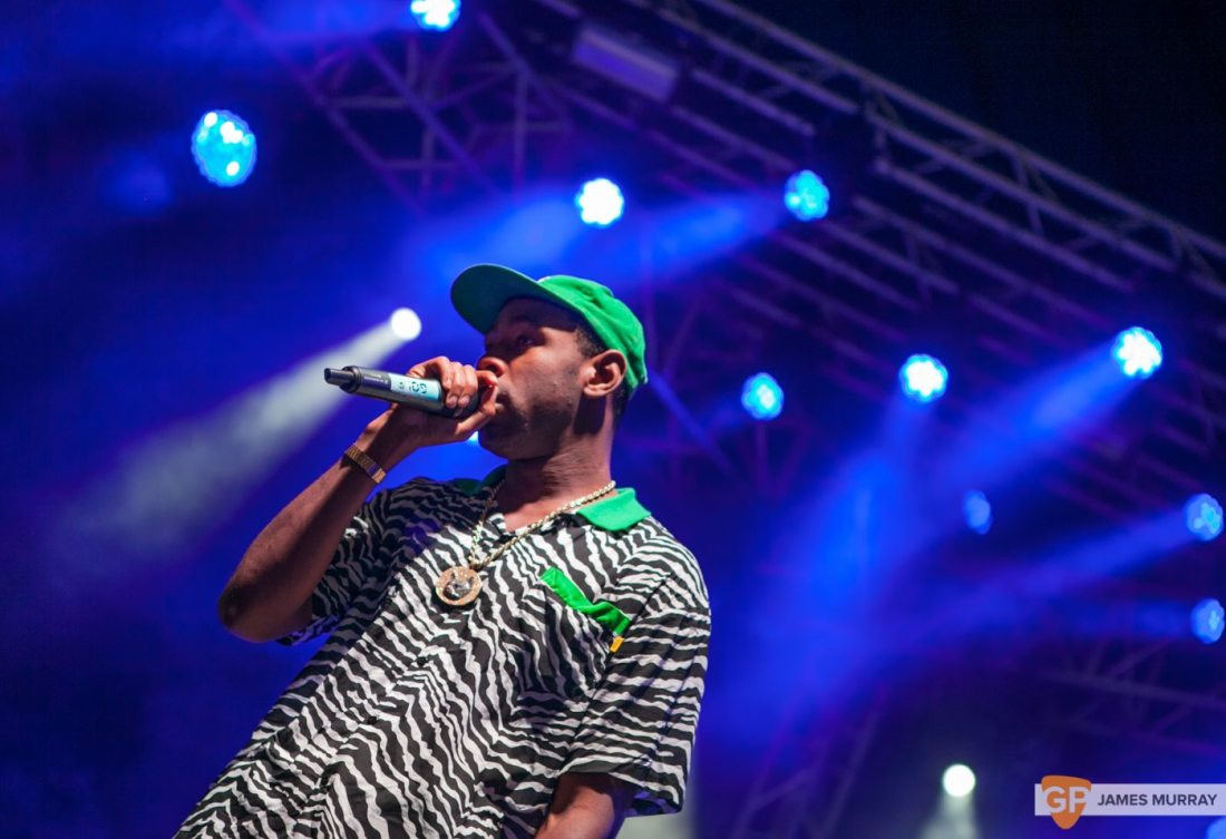Tyler, The Creator at Longitude by James Murray
