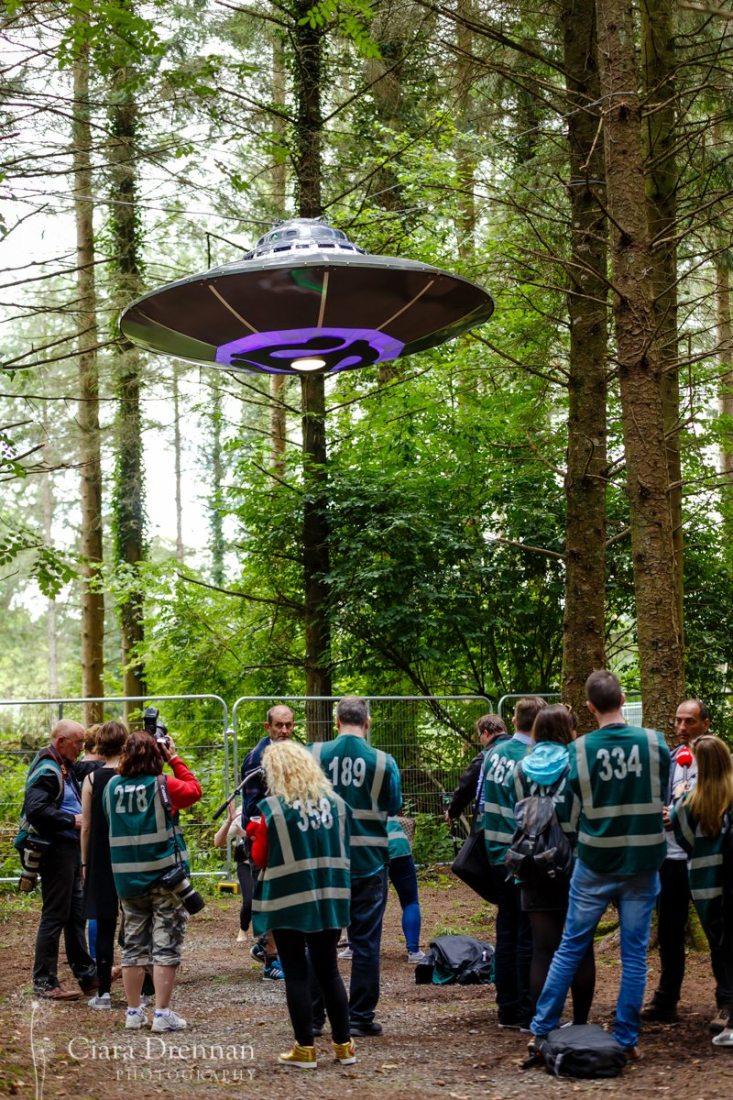 Ali's UFO @ Electric Picnic Media Day 2016