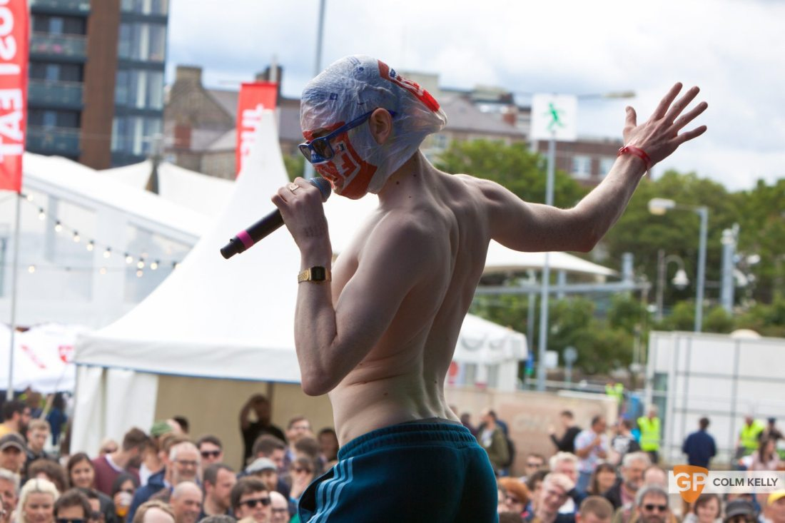 Rubberbandits Beatyard Saturday by Colm Kelly