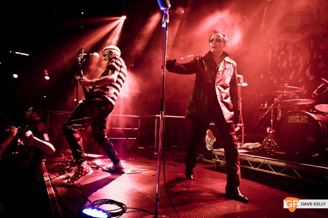 The Damned at The Academy