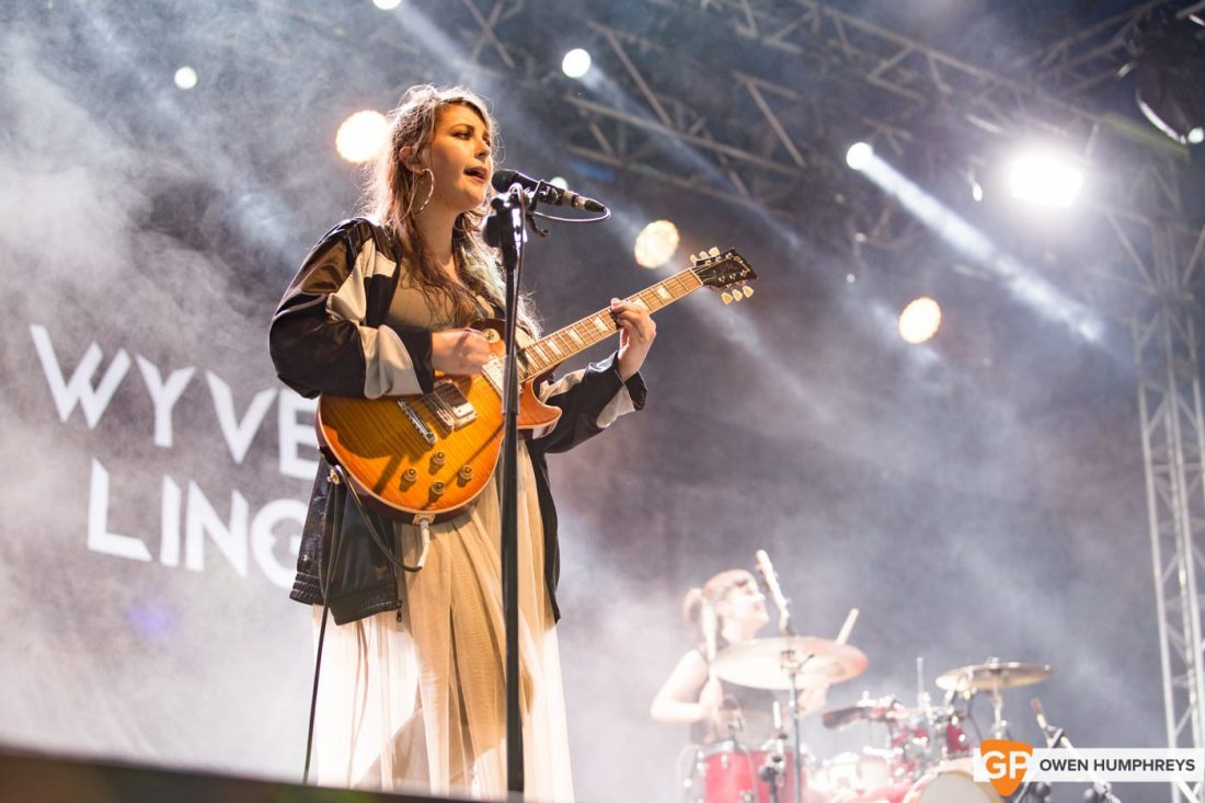 Wyvern Lingo at Electric Picnic by Owen Humphreys