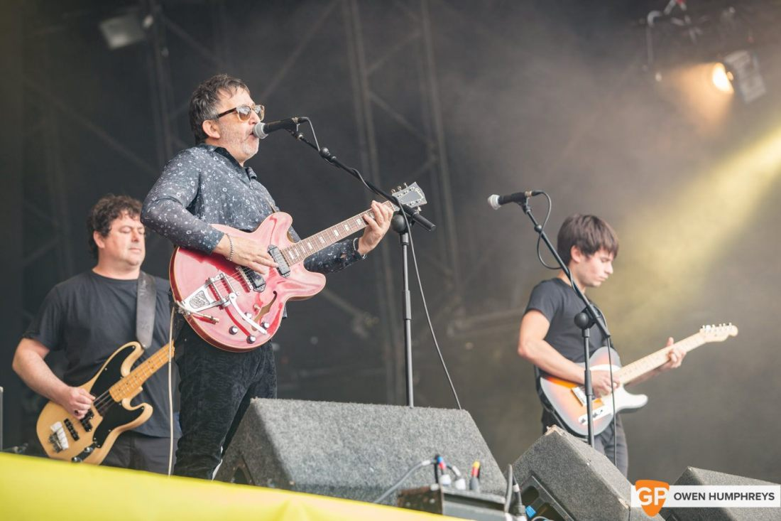 The Lightning Seeds at Electric Picnic by Owen Humphreys