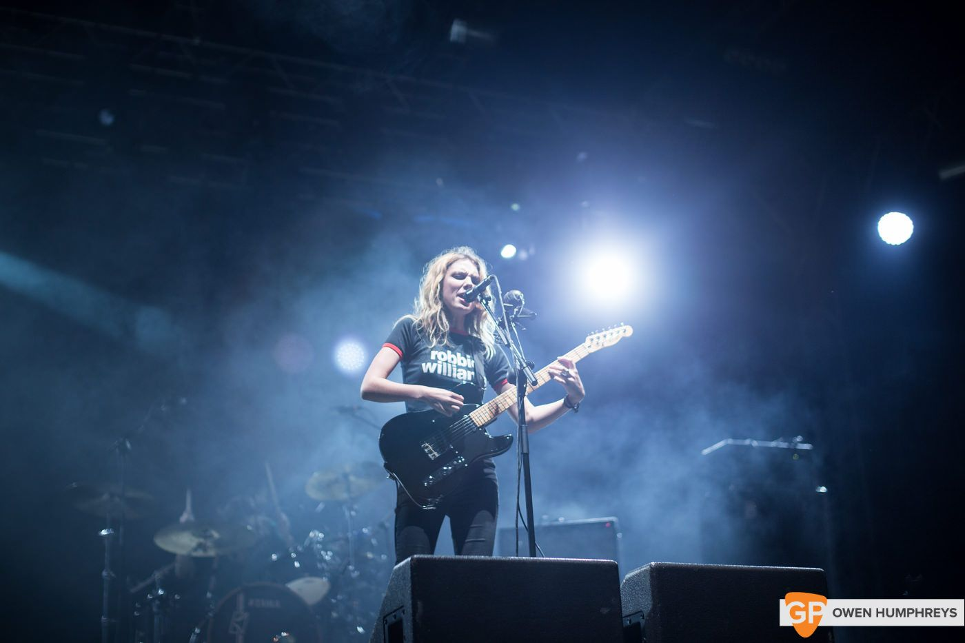 Wolf Alice at Electric Picnic by Owen Humphreys