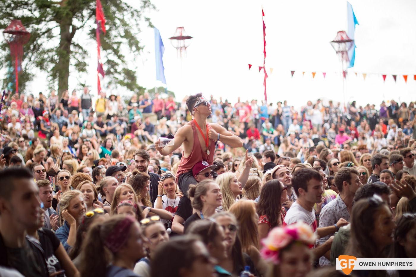 Sing Along Social at Electric Picnic by Owen Humphreys