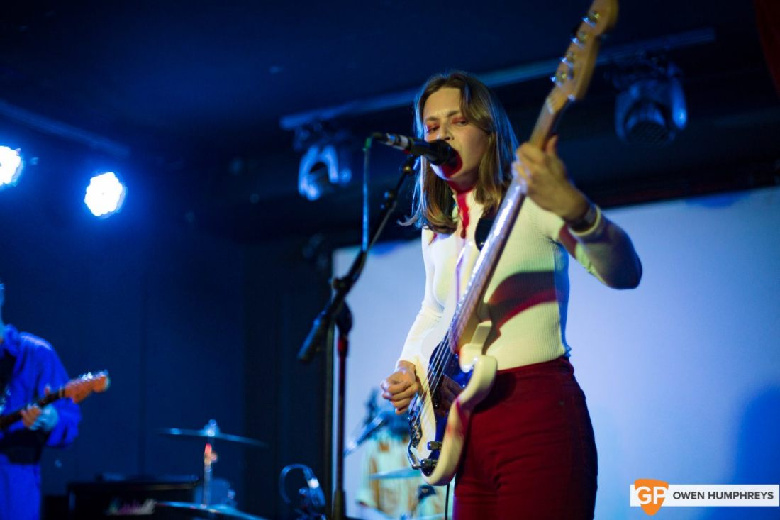 Whenyoung live at Hard Working Class Heroes 2016, photo by Owen Humphreys