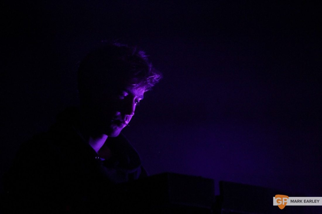 James Blake at the Olympia Theatre