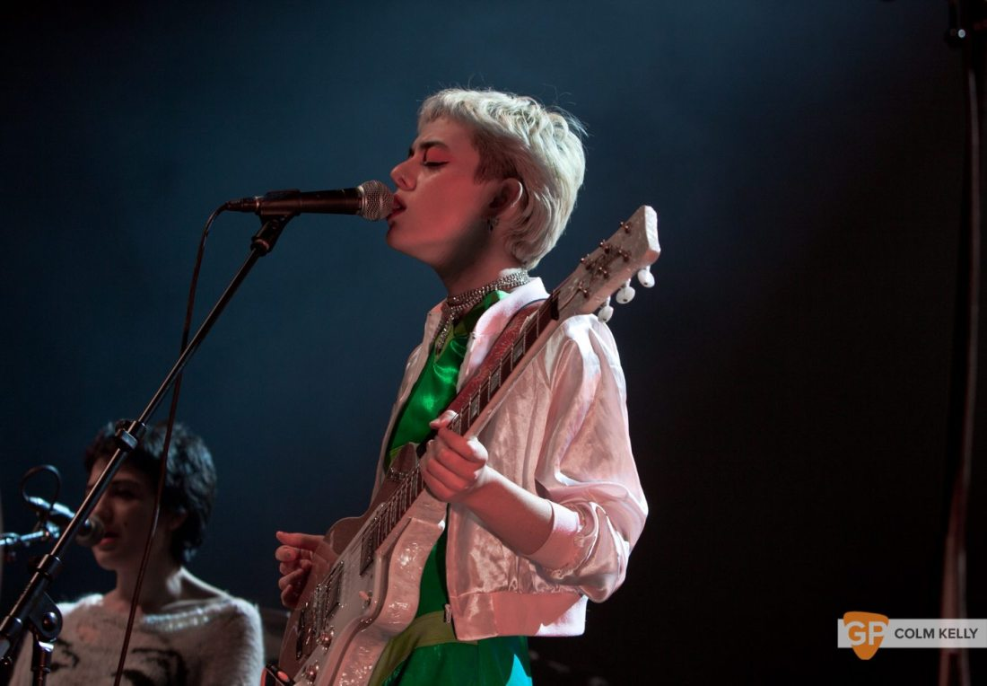 Pixx at The Olympia Theatre by Colm Kelly