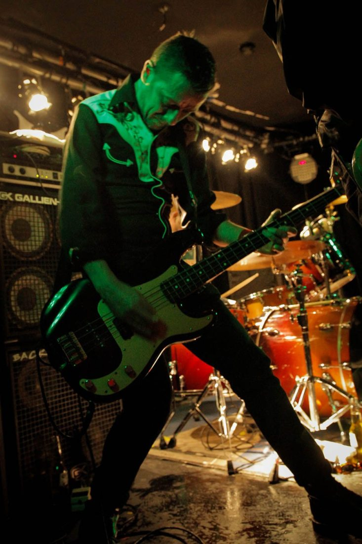 Sultans of Ping in Whelan's on 10 December 2016 by Yan Bourke