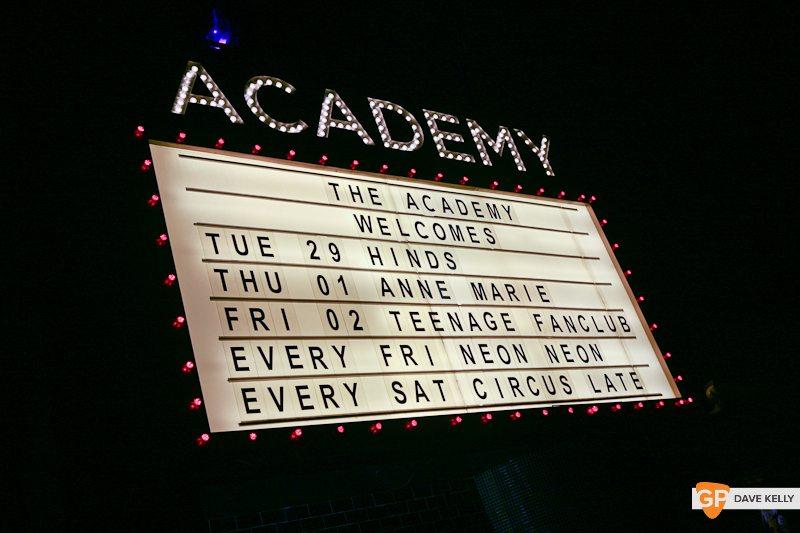 Teenage Fanclub at The Academy