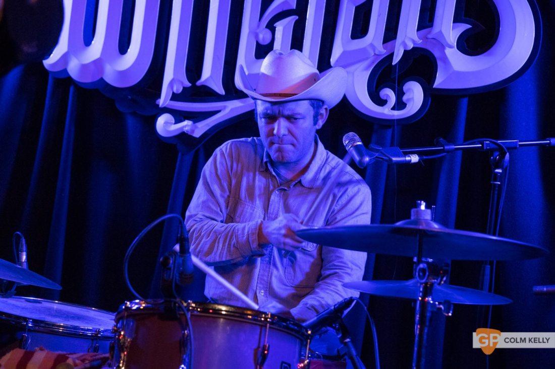 Karl Blau at Whelans by Colm Kelly