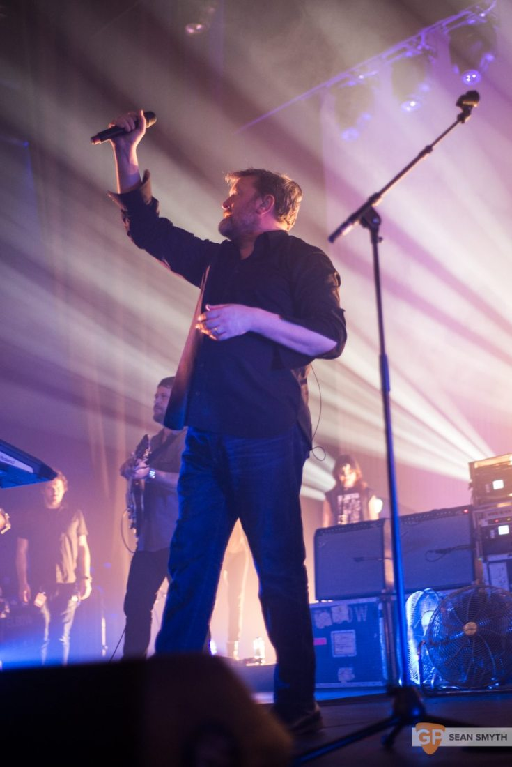 Elbow in The Olympia Theatre, Dublin by Sean Smyth (26-2-16) (14 of 16)