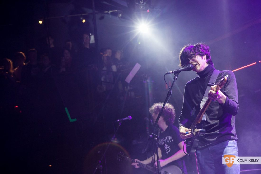 Car Seat Headrest at The Academy Dublin by Colm Kelly-0159