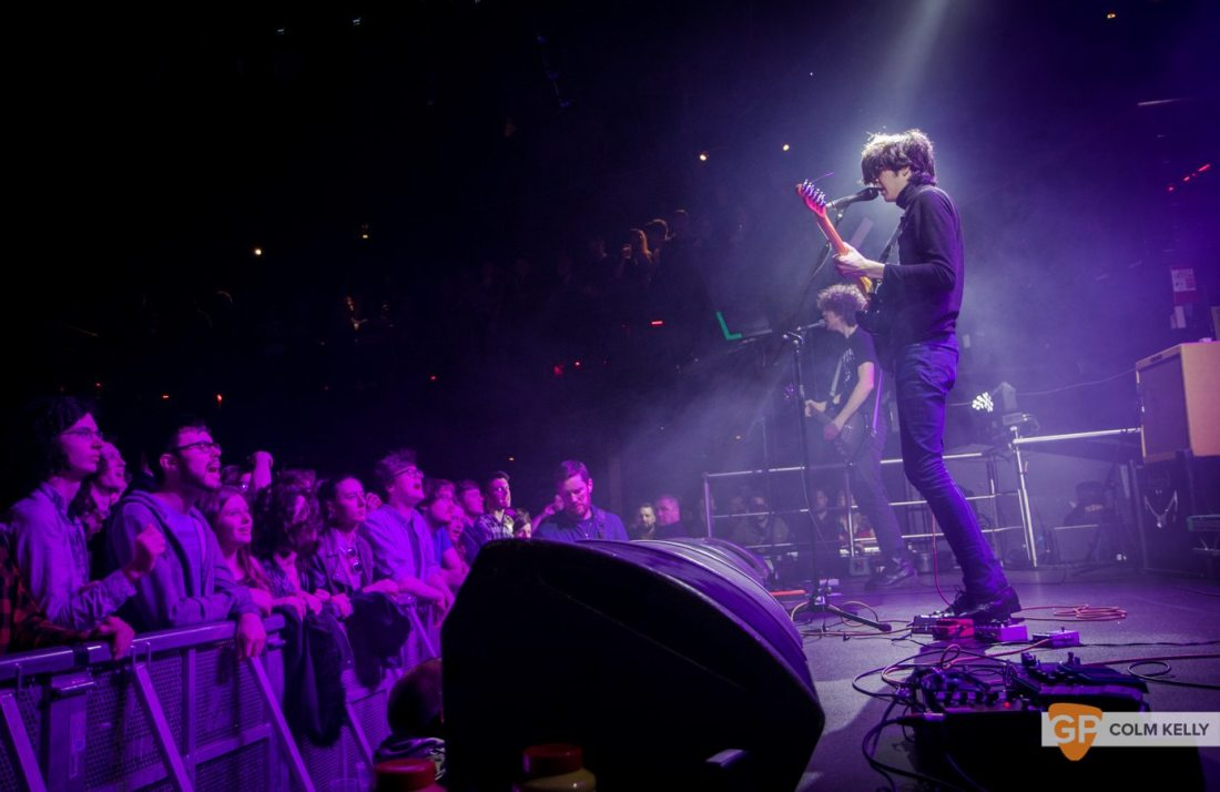 Car Seat Headrest at The Academy Dublin by Colm Kelly-0212