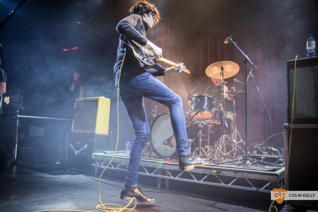 Car Seat Headrest at The Academy Dublin by Colm Kelly-2706