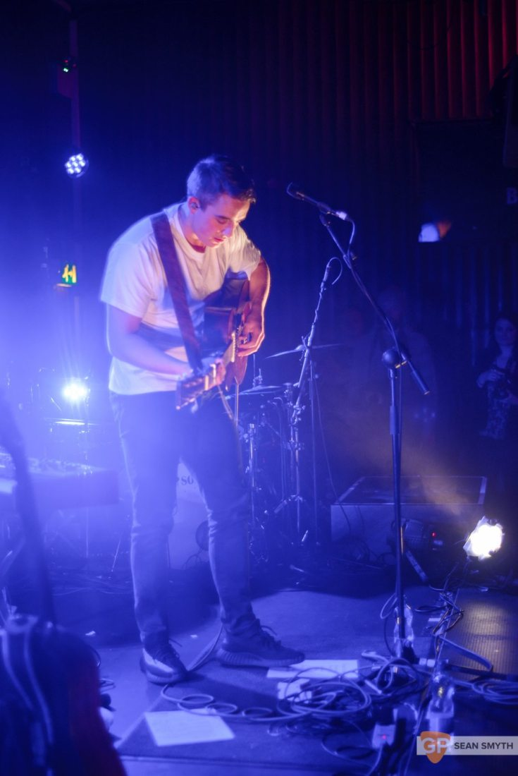 Dermot Kennedy @ The Sugar Club, Dublin by Sean Smyth (29-3-17) (10 of 22)