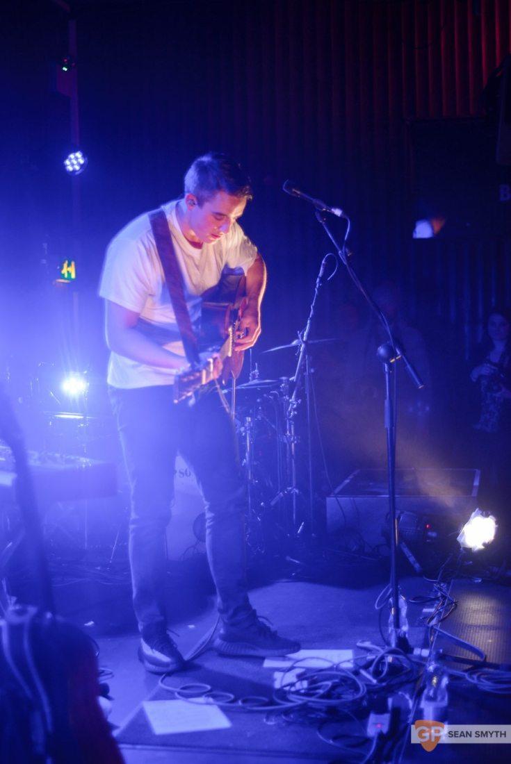 Dermot Kennedy @ The Sugar Club, Dublin by Sean Smyth (29-3-17) (10 of 22)