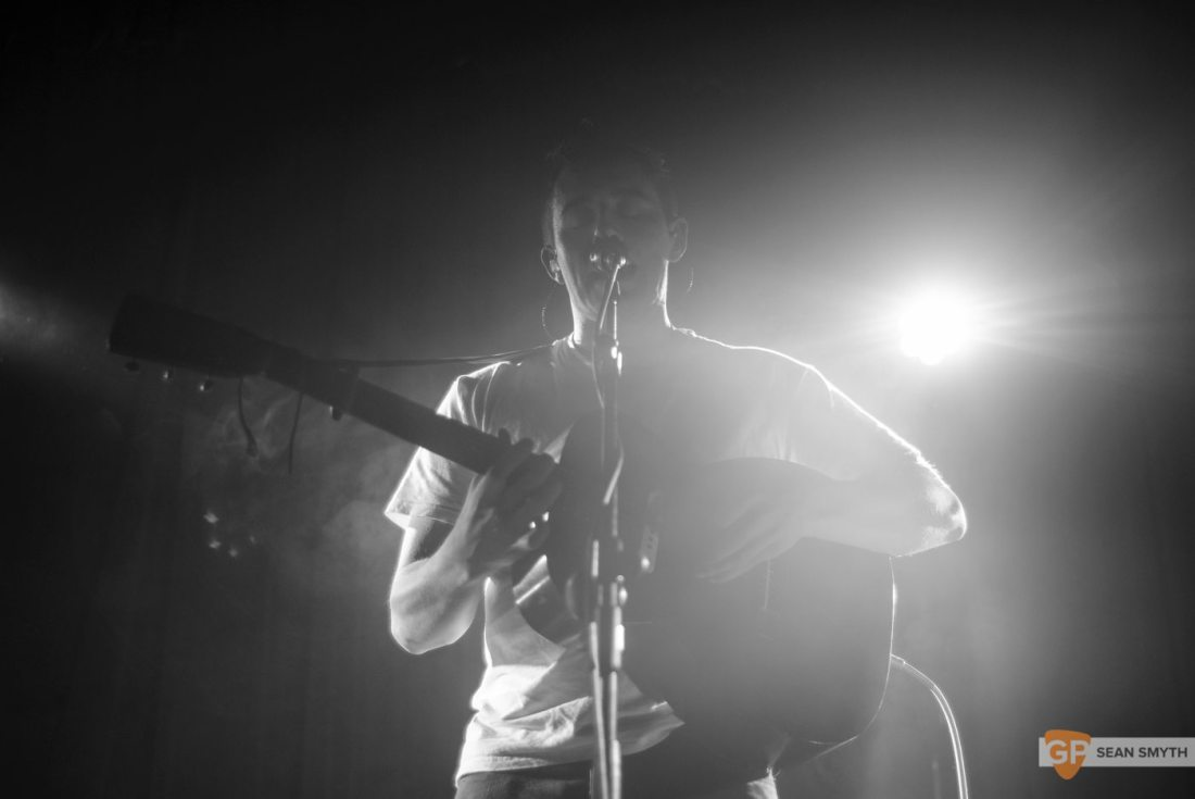 Dermot Kennedy @ The Sugar Club, Dublin by Sean Smyth (29-3-17) (11 of 22)