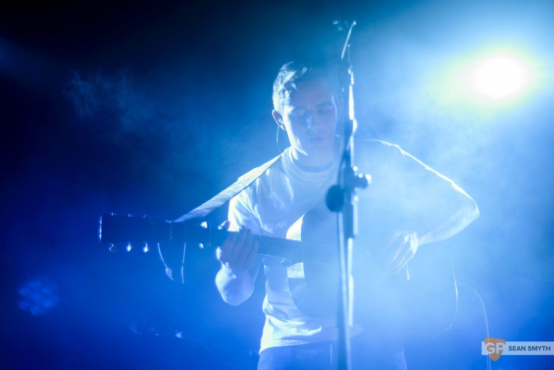 Dermot Kennedy @ The Sugar Club, Dublin by Sean Smyth (29-3-17) (13 of 22)