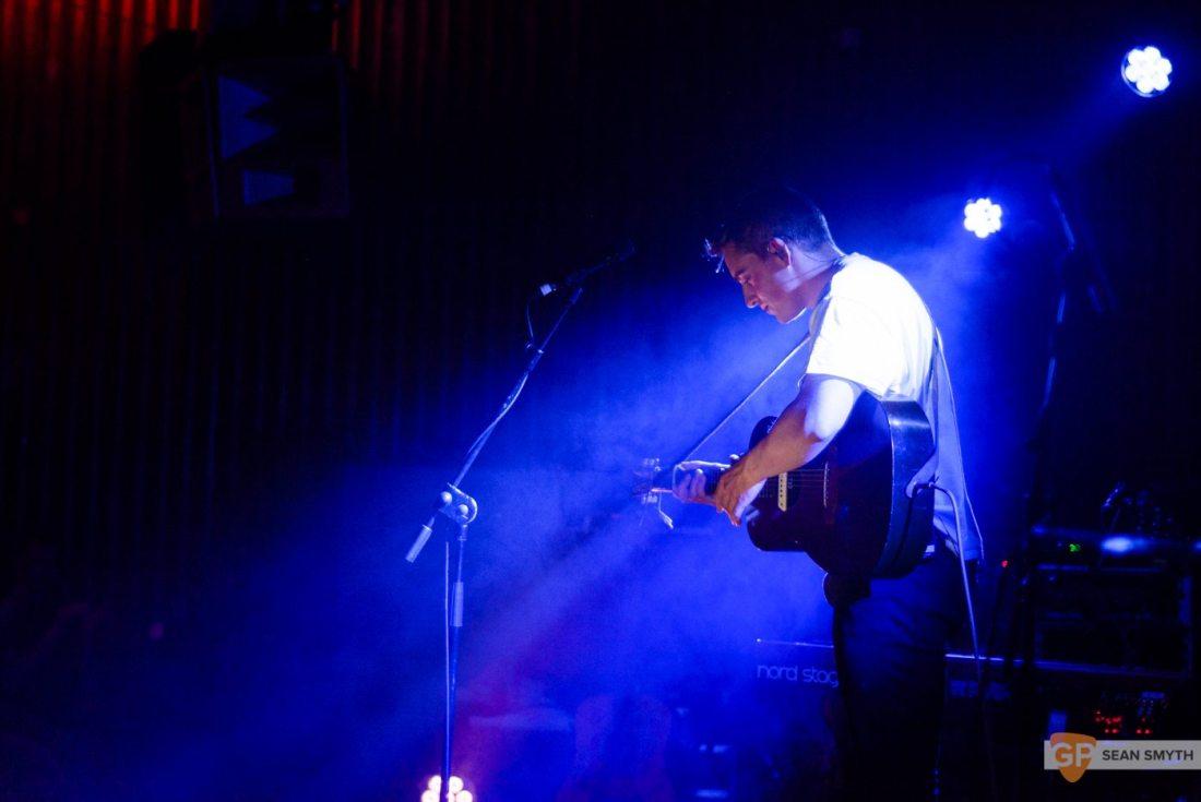 Dermot Kennedy @ The Sugar Club, Dublin by Sean Smyth (29-3-17) (16 of 22)